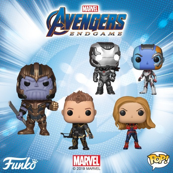 Funko S Avengers Endgame Pop Figure Collection Is Up