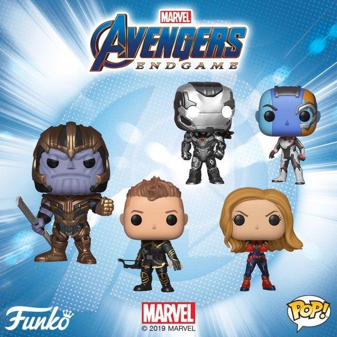 avengers-endgame-funko-pops