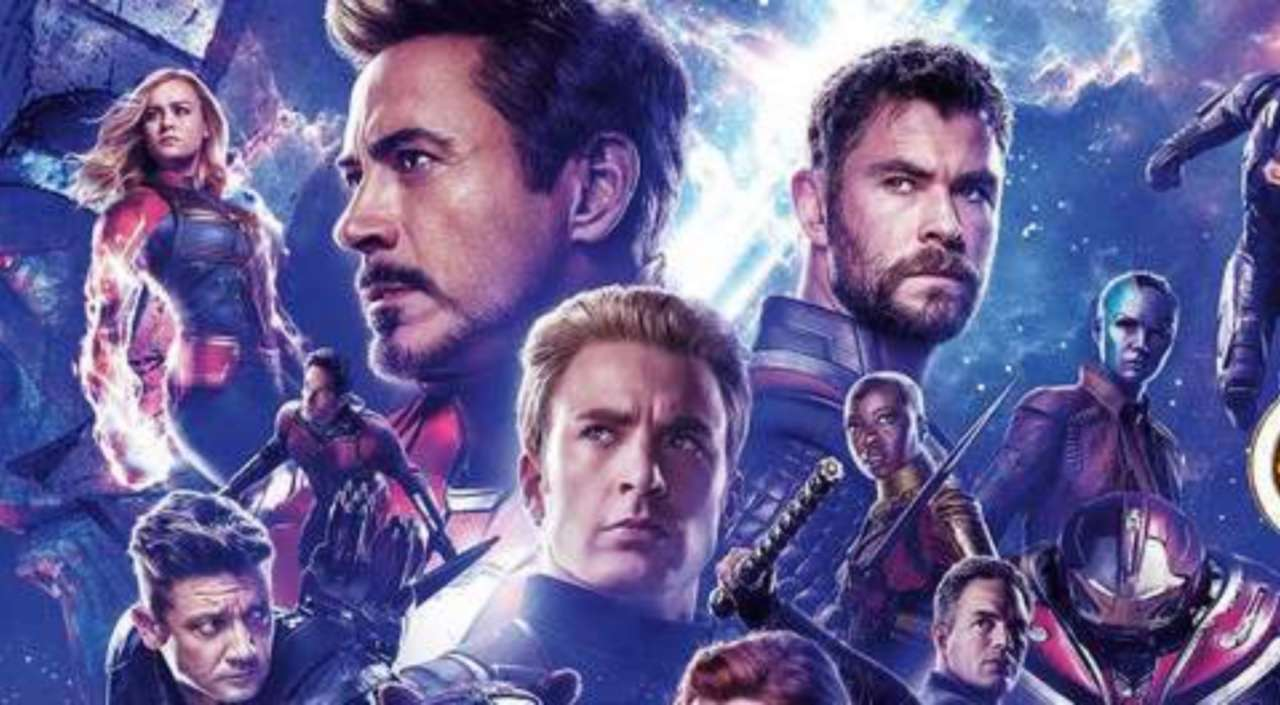 Image result for avengers endgame banner