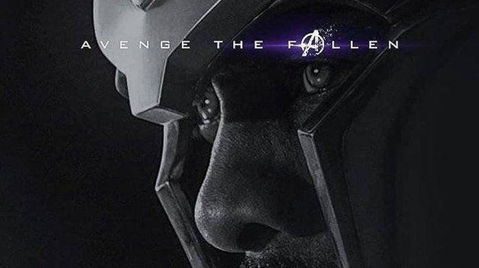 Avengers Endgame Heimdall Poster Avenge Fallen