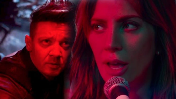 Avengers Endgame Jeremy Renner Lady Gaga