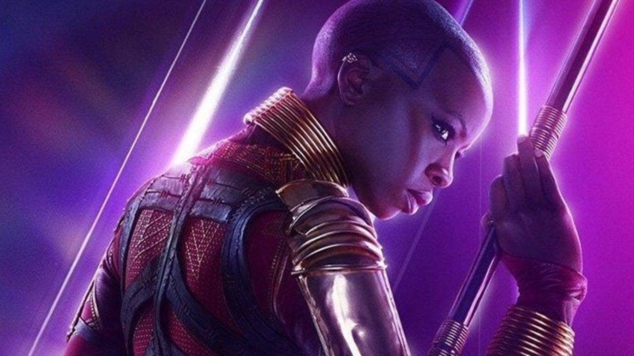 'Avengers: Endgame' Fan Fixes the Poster for Danai Gurira