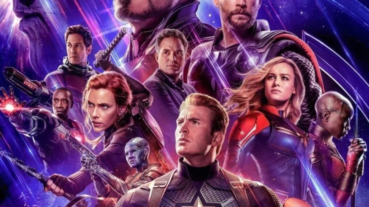 'Avengers: Endgame' Toys Show New Look at Captain Marvel, Thor, and Captain America