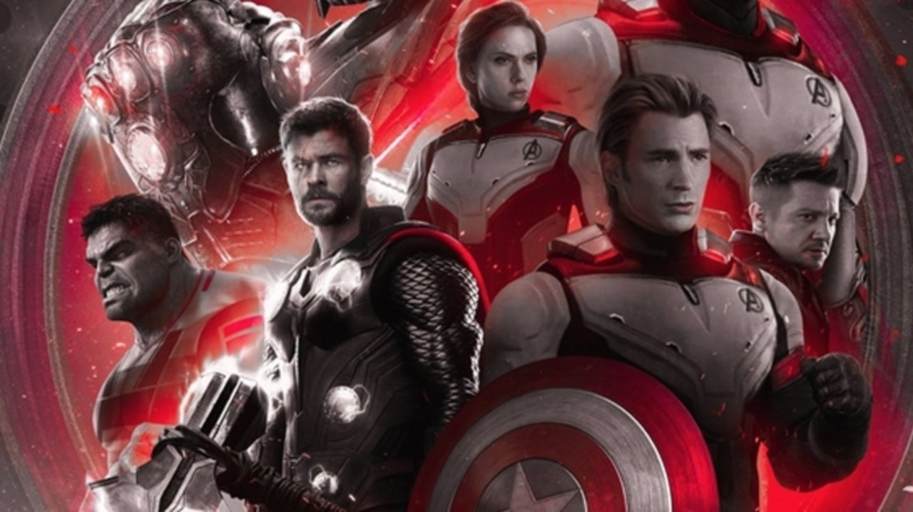 Avengers Endgame Poster Showcases Heroes In Their New Suits