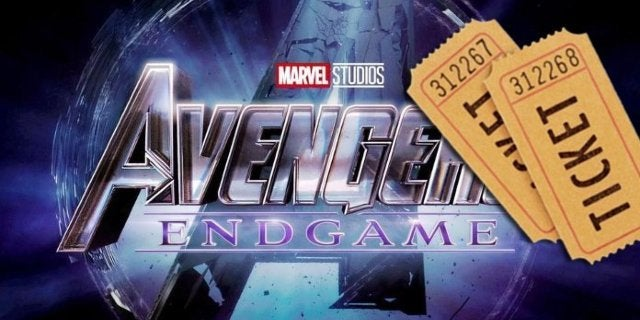 Avengers: Endgame Bring Back Event Tickets Are Now Available