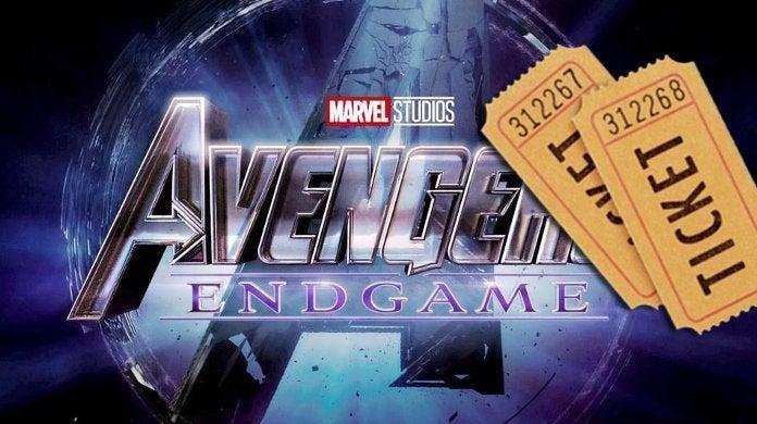 Avengers Endgame Russos Ticket Sales Date