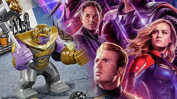 avengers endgame spoiler infinity gauntlet lego