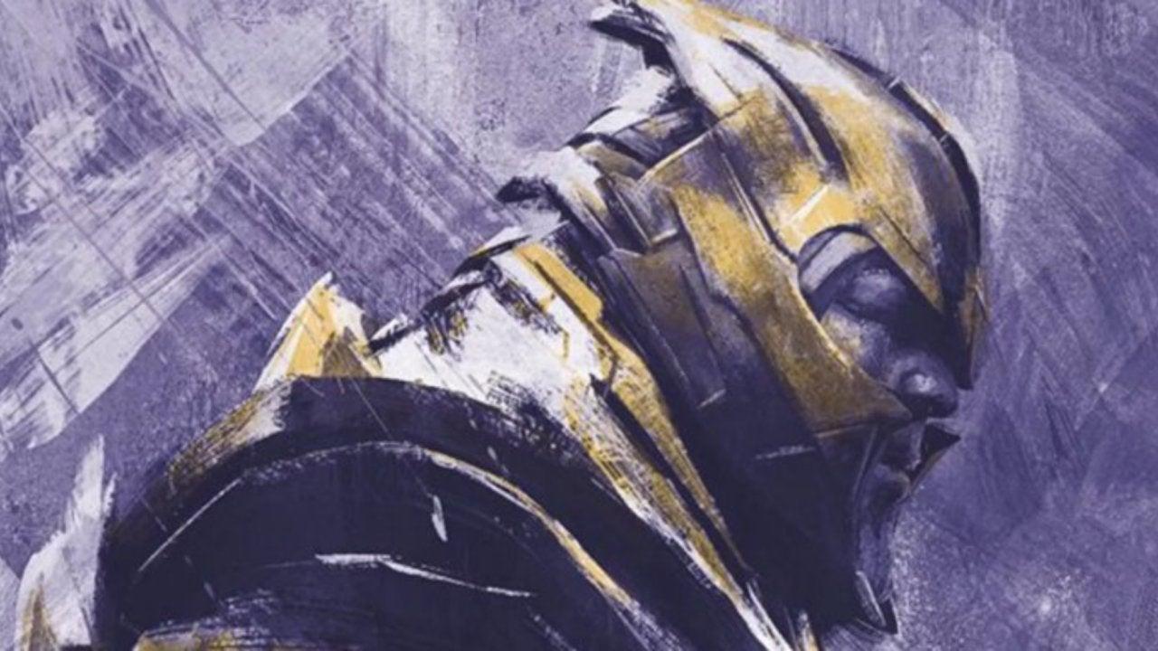 Avengers Fan Creates Unreal Thanos Cosplay