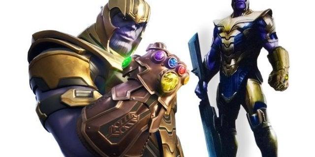 Avengers Endgame Thanos Armor Fortnite