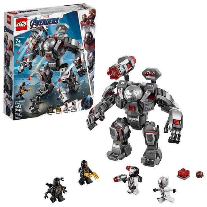 Avengers: Endgame' LEGO Sets Launch With Spoilers