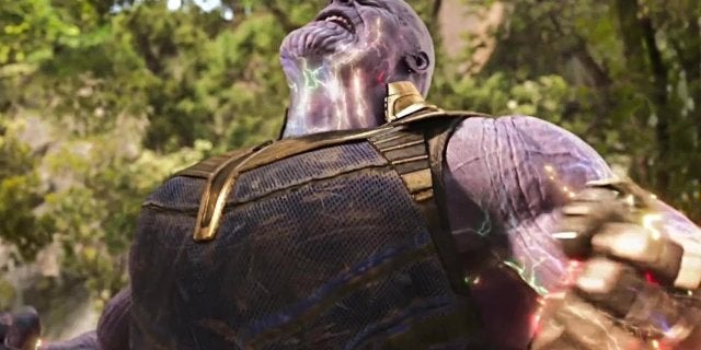 Avengers Infinity War Ending Snap Infinity Gauntlet Completed