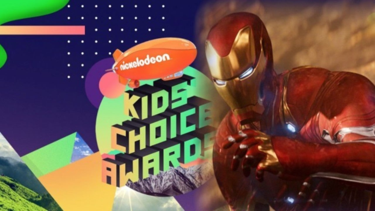 'Avengers: Infinity War' and Iron Man Win at the 2019 Kids' Choice Awards