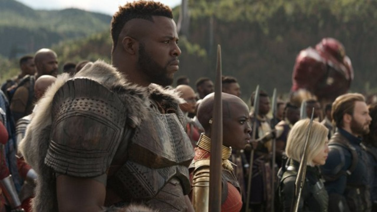 'Avengers: Infinity War' Directors Took a Back Seat to 'Black Panther' Cast for Wakanda Scenes