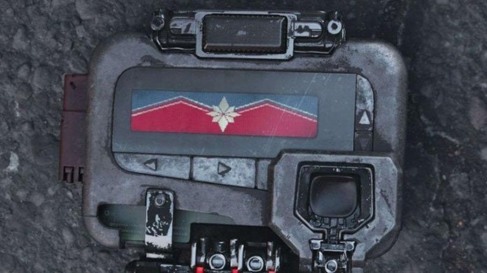 avengers pager captain marvel