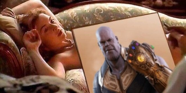 Avengers Sneaky Thanos Memes Photos Images Titanic