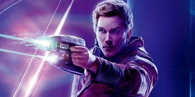 Avengers Star-Lord Chris Pratt