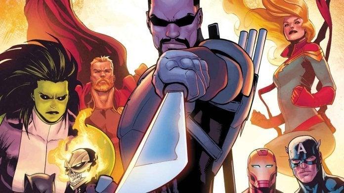 Avengers Vampires