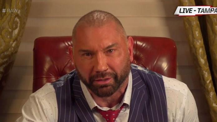 Batista-WWE