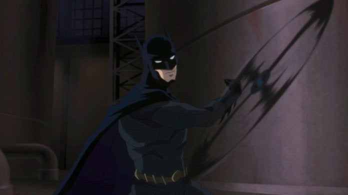 Batman Hush Animated Movie Cast And First Look Image Revealed