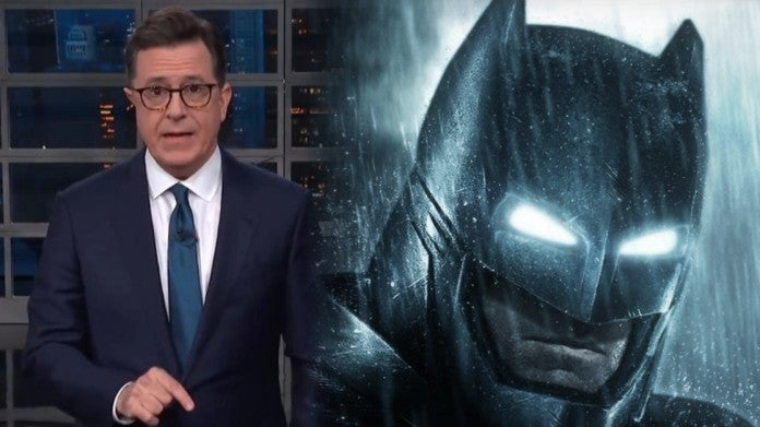 Batman Stephen Colbert