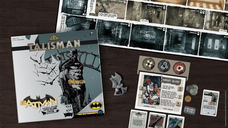 Batman-Talisman-Super-Villains-Tabletop-Game