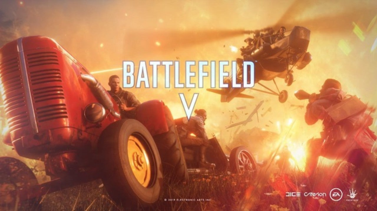 'Battlefield V' Releases New Content Roadmap