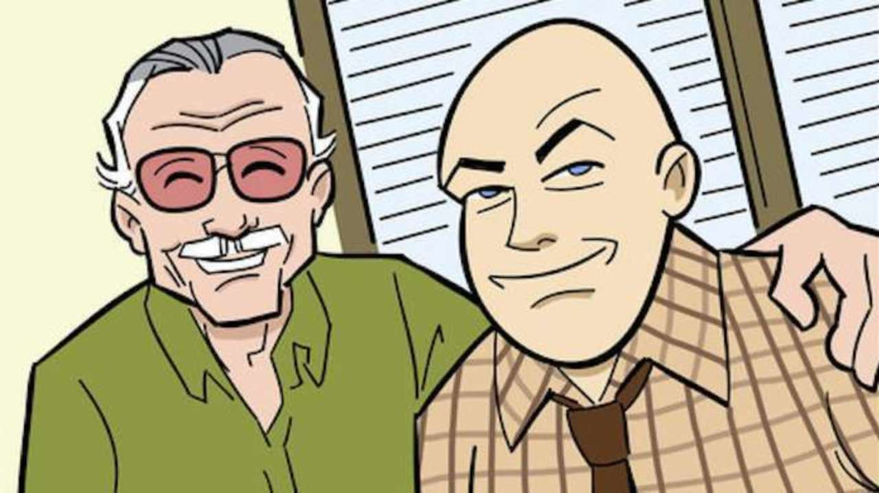 Brian Michael Bendis On Sharing an 'Into the Spider-Verse' Credit With Stan Lee