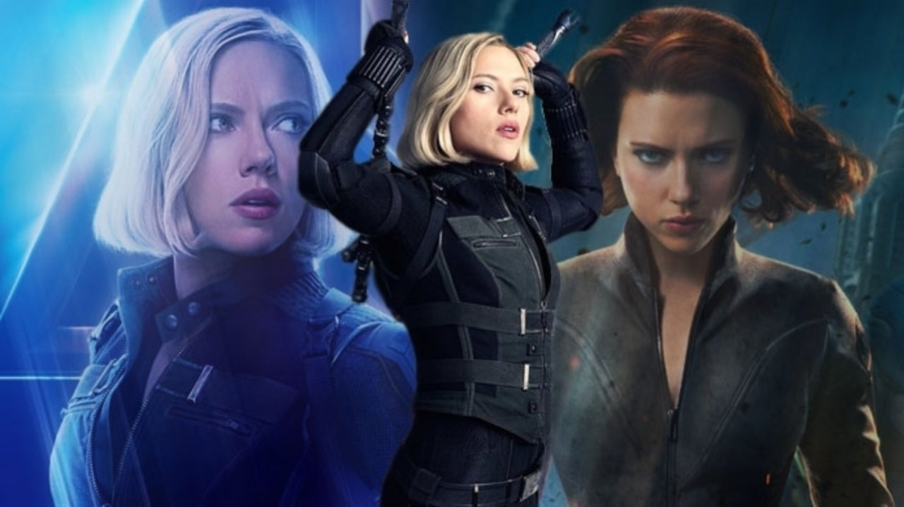 Marvel Announces Black Widow Prelude