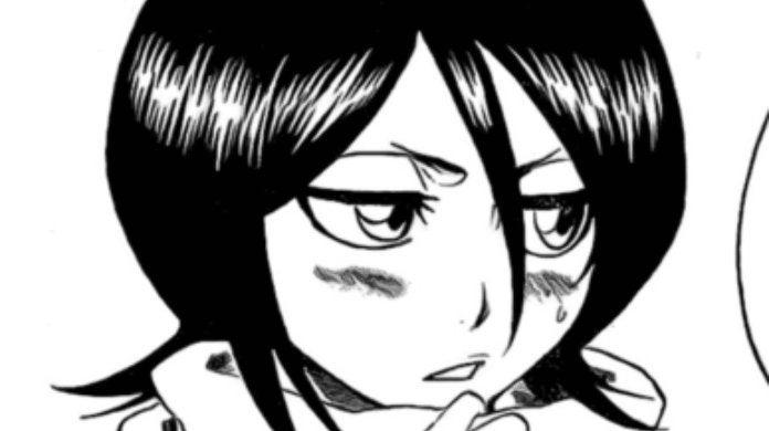 Bleach-Rukia