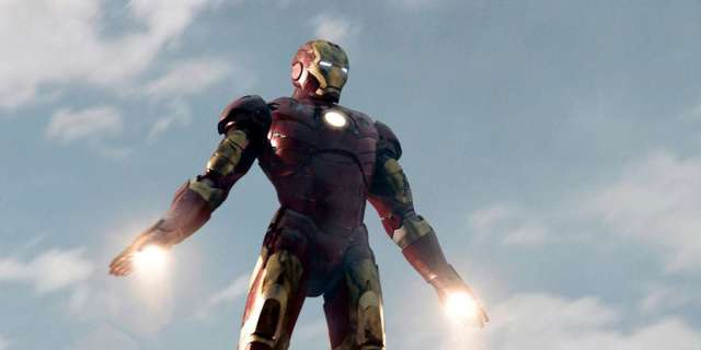 Former Mythbuster Adam Savage Builds Iron Man Suit That Can Really Fly