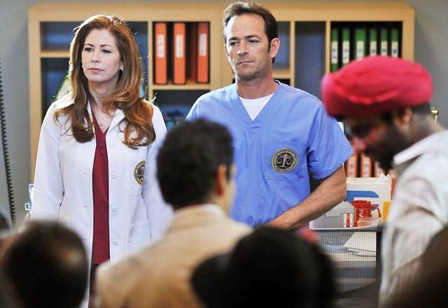 body of proof luke perry