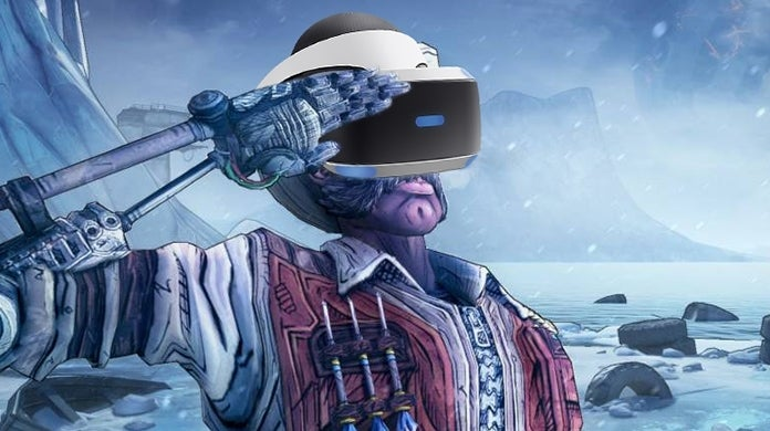 Borderlands 2 VR DLC