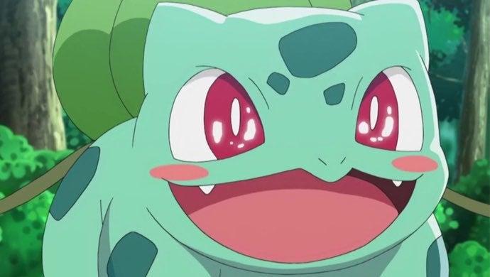 bulbasaur pokemon anime