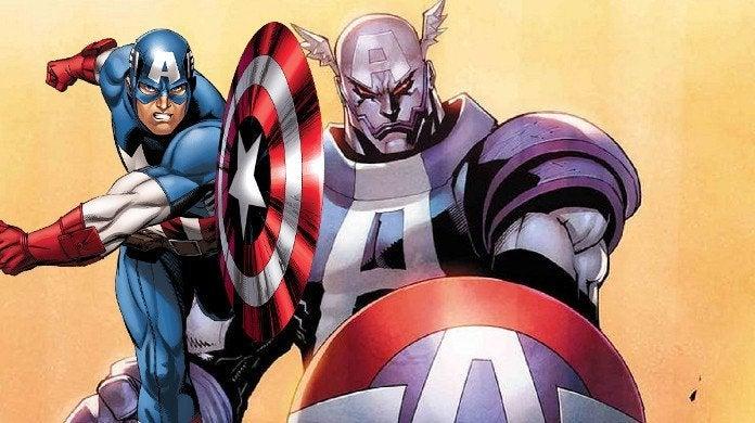 Captain America Apocalypse Age of X-Man