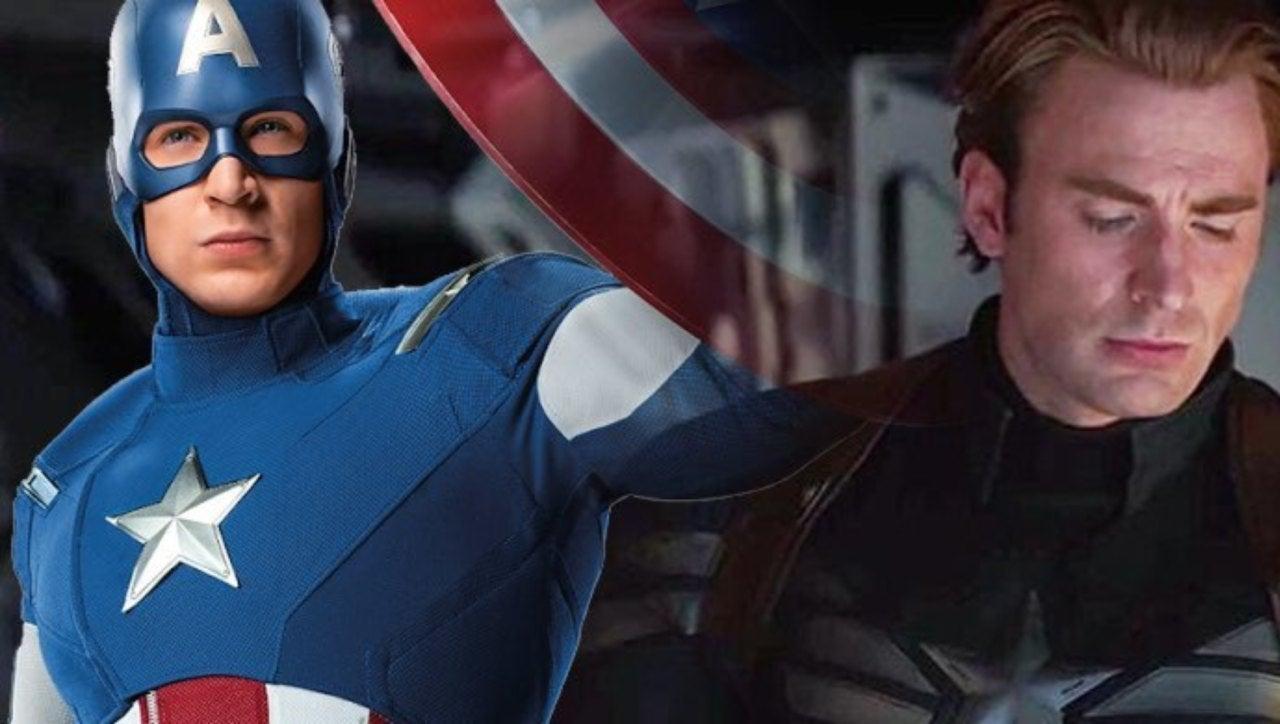 'Avengers: Endgame' Captain America Figure May Give Away Huge Spoiler
