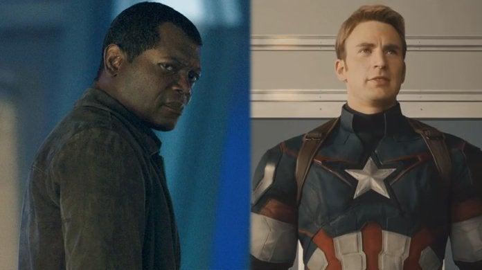 captain marvel america avengers age of ultron