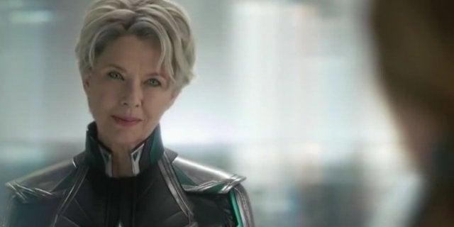Captain Marvel Annette Bening Supreme Intelligence Mar-Vell