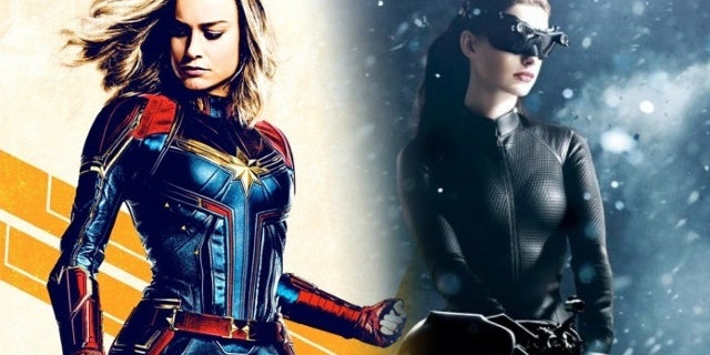 Captain-Marvel-Brie-Larson-Catwoman-Anne-Hathaway