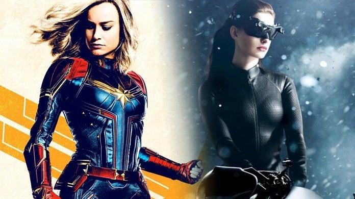 Captain-Marvel-Brie-Larson-Catwoman-Anne-Hathaway