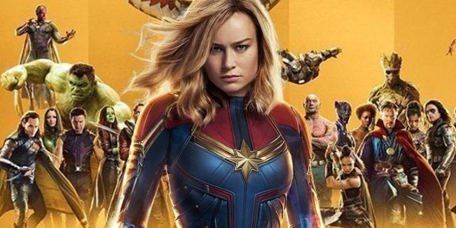 Captain Marvel Cinematic Universe