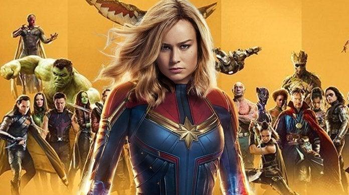 Captain Marvel Cinematic Universe