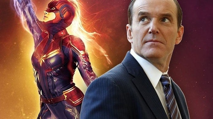 captain marvel clark gregg