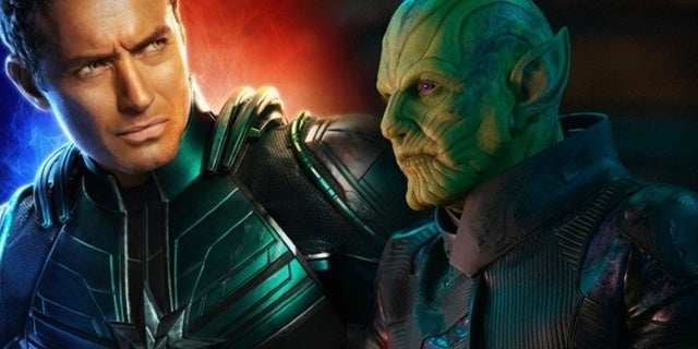 Marvel's Kevin Feige Teases the Future of the Kree-Skrull War