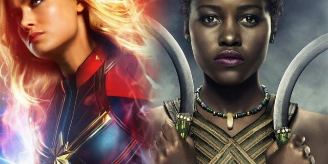 Captain-Marvel-Nakia-Black-Panther