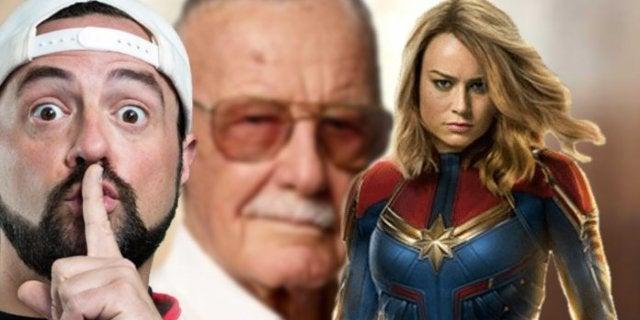 Captain Marvel Stan Lee Cameo Paradox Kevin Smith Mallrats