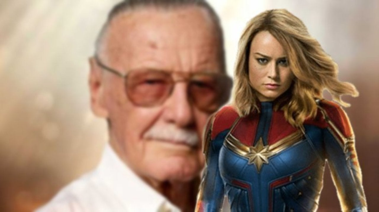 Captain Marvel' Pays Tribute to Stan Lee in the Best Way