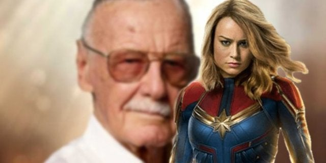 Captain Marvel Stan Lee Tribute Opening Credits