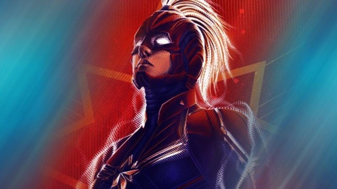 Captain Marvel Concept Art Gives Carol Danvers Short Hair