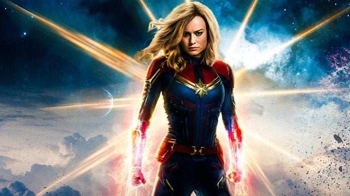 Captain Marvel Time Travel Powers Brie Larson