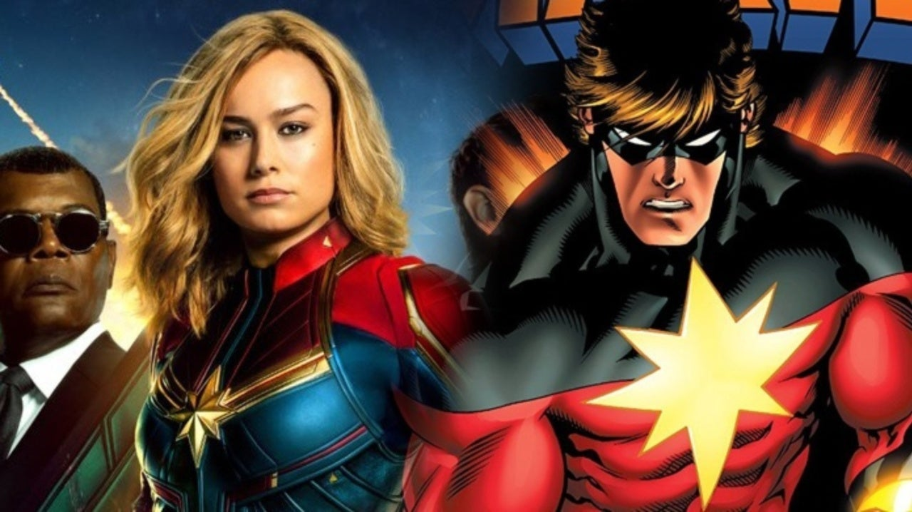 captain marvel': directors reveal why they changed mar-vell